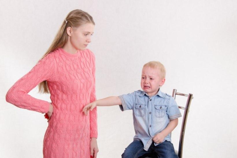 Öine norskamine võib viidata lapse hüperaktiivsusele