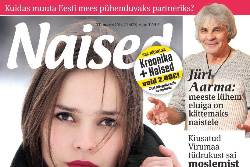 Näitleja Klaudia Tiitsmaa jagab end kahe armastuse vahel: Loe värskest ajakirjast Naised!