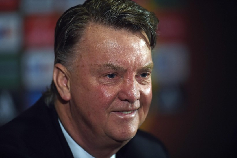ManU vajab Liverpooli vastu vähemalt kahte väravat. Van Gaal: võime ka neli lüüa!