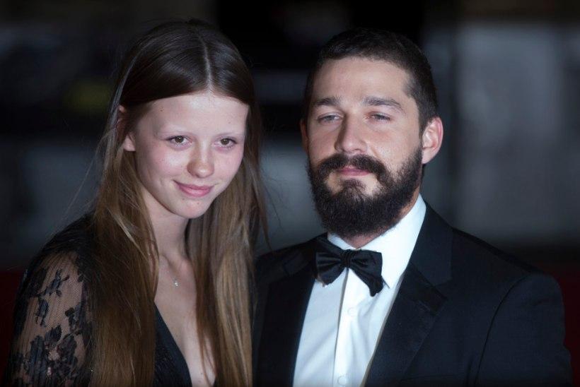 Shia LaBeouf abiellub neiuga, keda ta tahtis vihahoos tappa