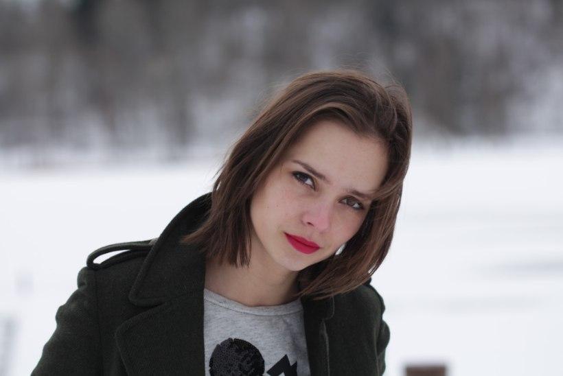Klaudia Tiitsmaa: kui eraelu lonkab, ei saa näitlejana kasvada