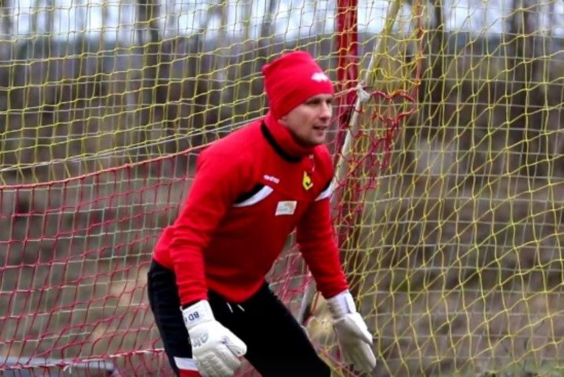 VIDEO   Positsioonivahetus? Vassiljev kolis keskväljalt väravasuule!