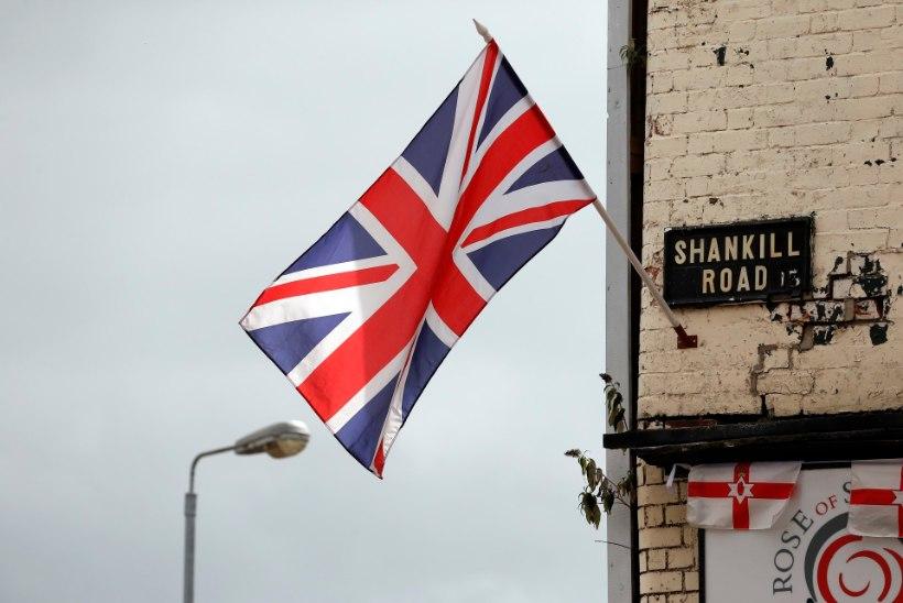 Riiklik poliitika soosib seda, et eestlanna laps leiab uue kodu Suurbritannias