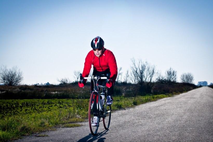 Jalgrattatrenni tuleb teha targalt