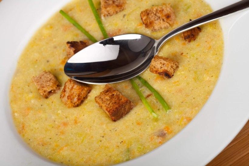 Supiga viiruste vastu: pane kõvasti ürte, tšillit, ingverit ja küüslauku