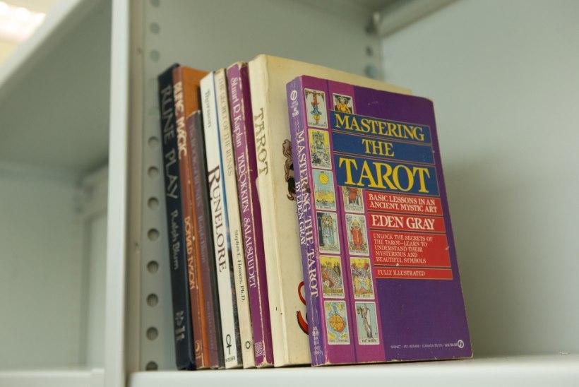 """""""Mati Undi raamatukogu oli tema teoste sünnimaailm."""""""