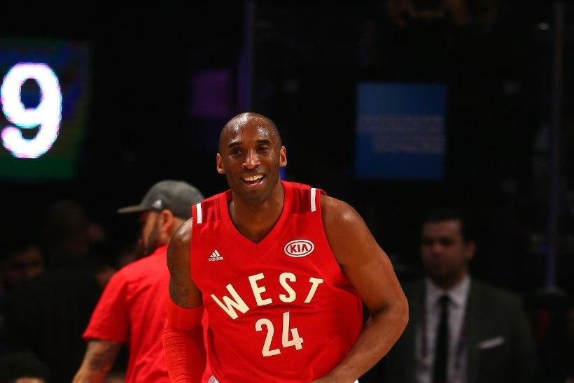 Kobe Bryanti tähtede mängu särgi eest maksti üle 100 000 dollari