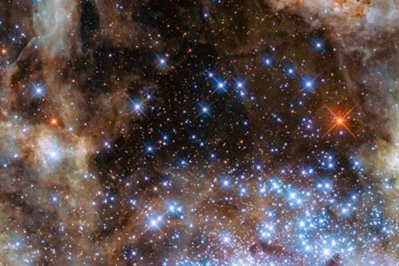 Hubble püüdis pildile kosmilised monstrumid