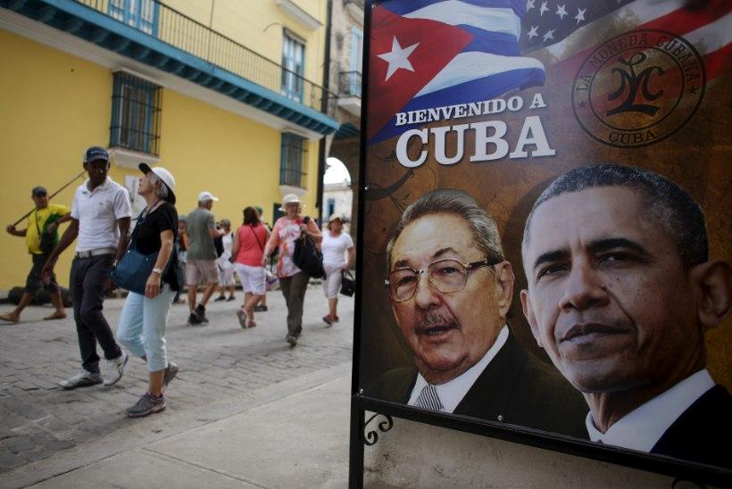 Kommunistlik Kuuba vajab Ameerika Ühendriike kui õhku