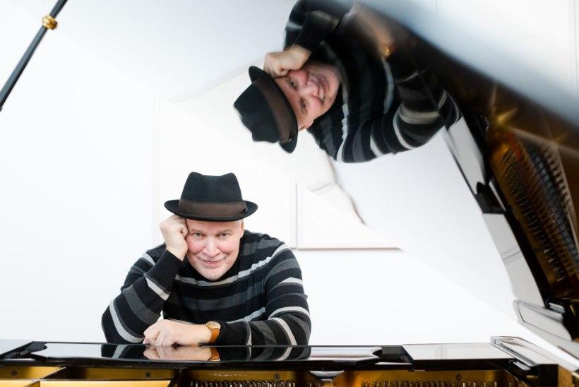 """Tõnu Naissoo: """"Mu ainus roll on kõikjal võimalikult hästi klaverit mängida."""""""