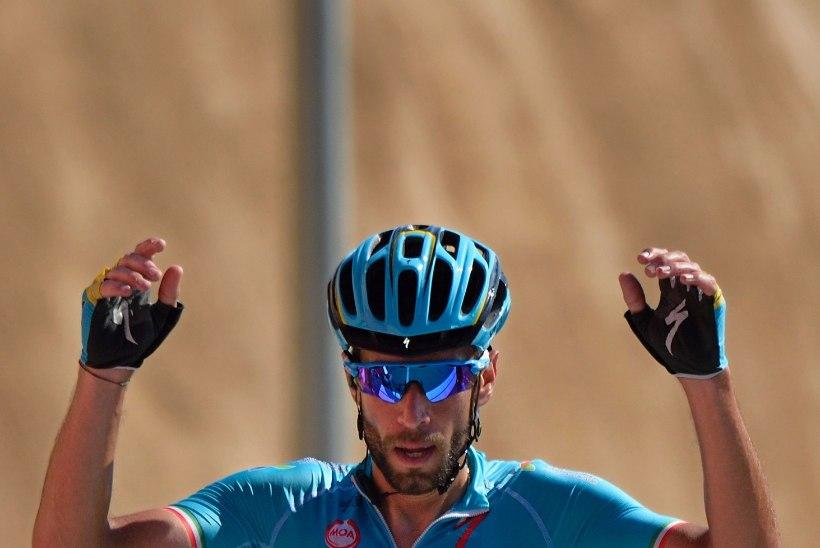 Sisetüli Astanas! Nibali avameelselt: Aru saab sageli pahaseks ja ärritub kergesti