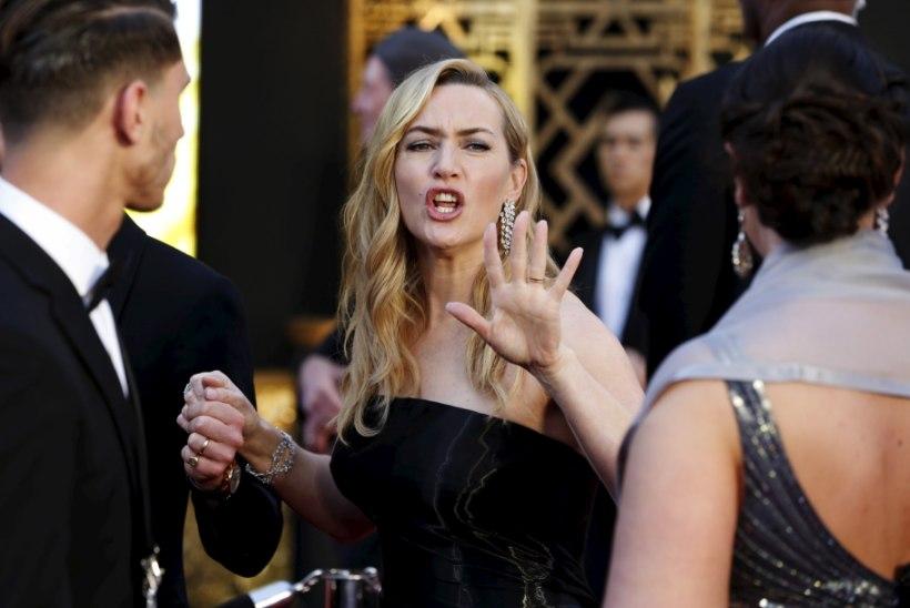 Kate Winslet eitab raseduskõlakaid