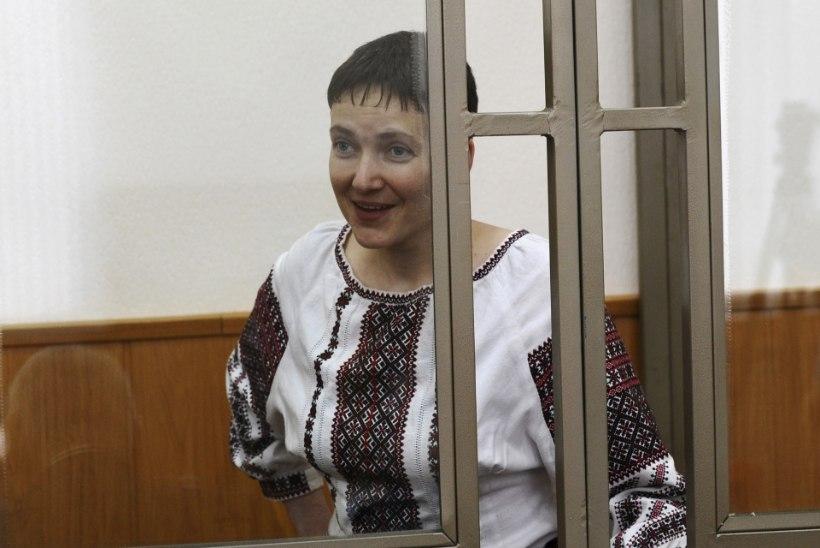 Nadia Savtšenkole nõutakse 23 aastat