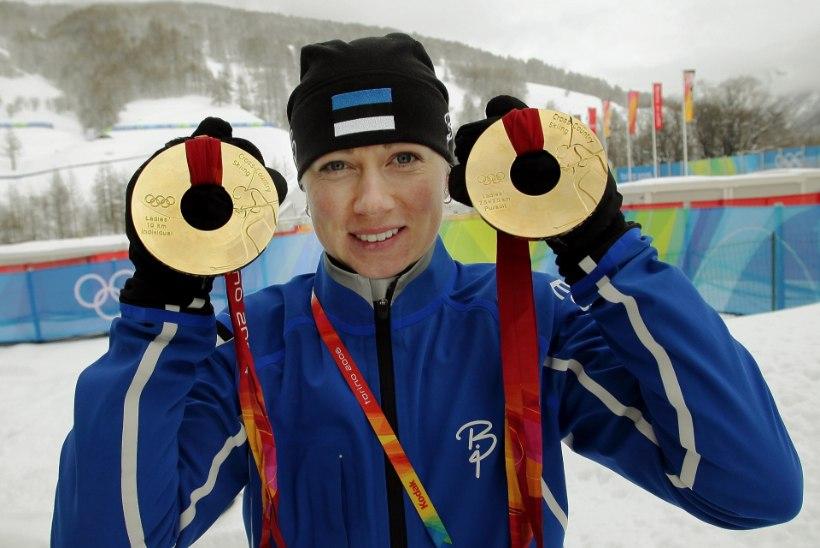 ROKi uued dopingureeglid seaksid Šmigun-Vähi veel kehvemasse seisu