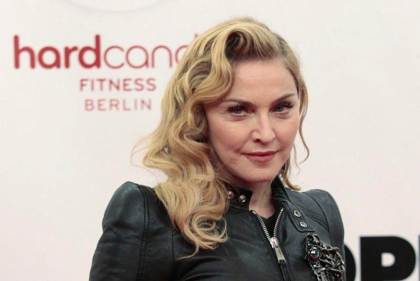 Madonna treener magas tema peikaga