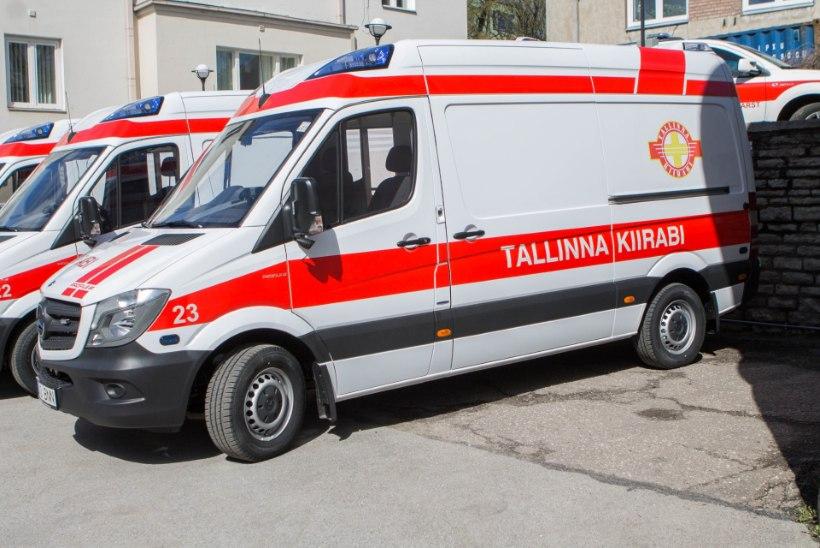 Tallinna kiirabi päästis 48 alajahtunu elu