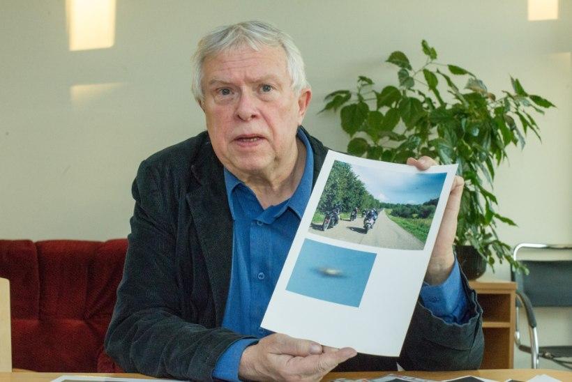 Igor Volke otsib tõde tulnukate ja poltergeistide kohta Eestis