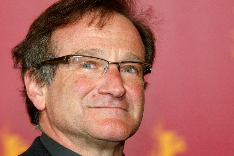 Robin Williamsile pühendati tunnel