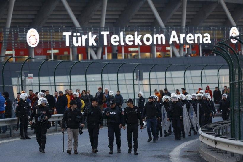 Istanbuli derbi jääb ära potentsiaalse ohu tõttu