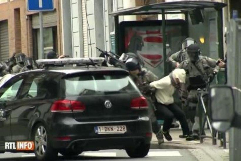 Belgia politseil õnnestus vahistada Euroopa tagaotsituim mees