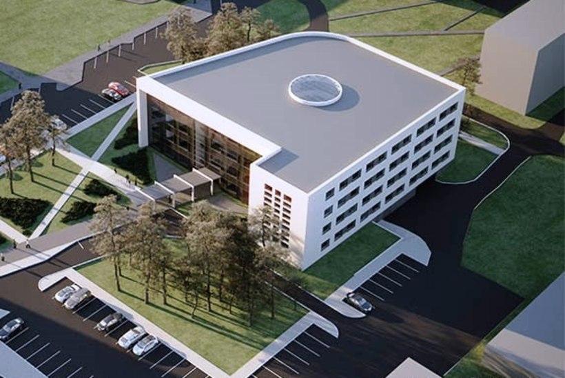 Mustamäele kerkib uus tervisekeskus