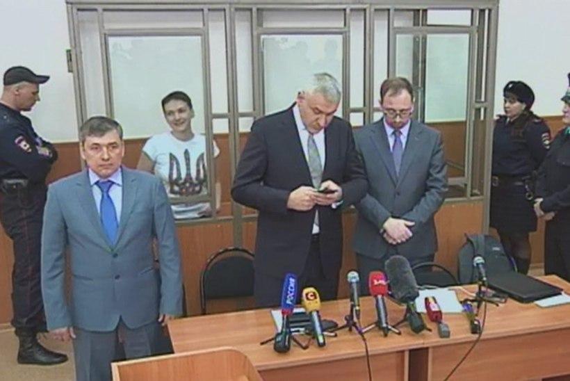 Vene kohus: Savtšenko on kahe Vene ajakirjaniku surmas süüdi