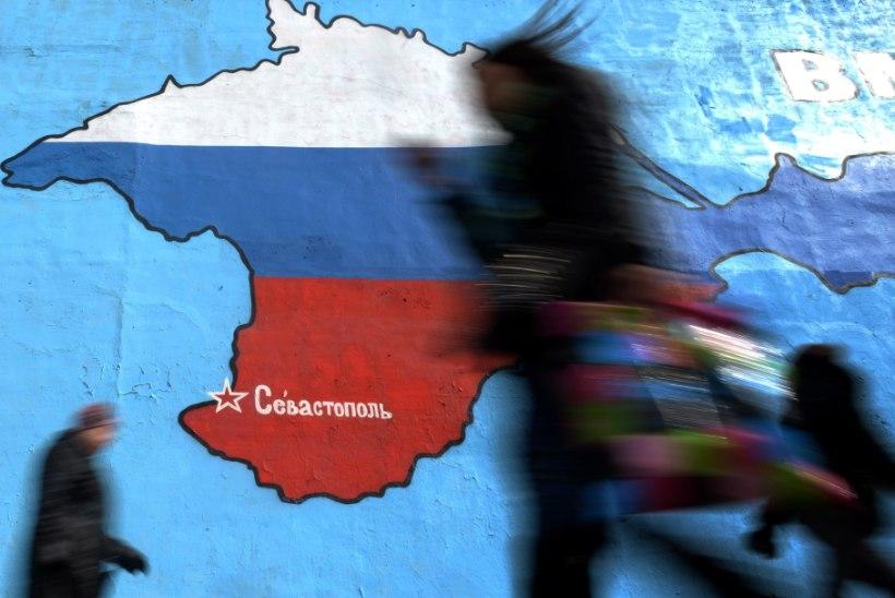 Ukraina kahjud on üle triljoni grivna