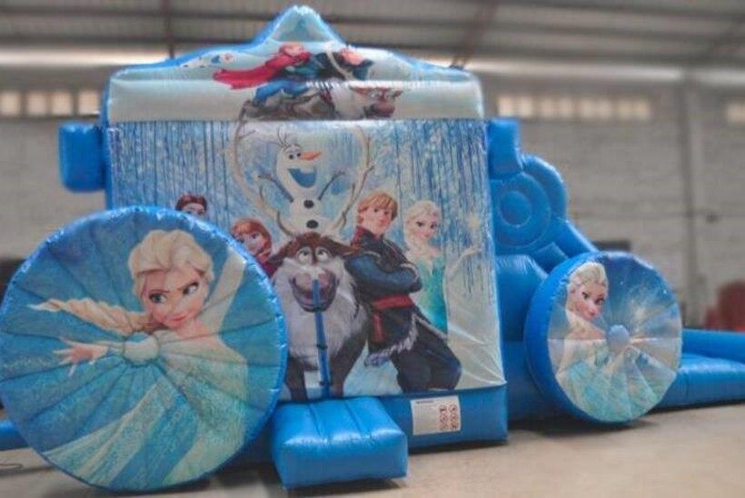 RÕÕM KEVADEST | Tee laste sünnipäev eriti vingeks ja telli meilt batuut!