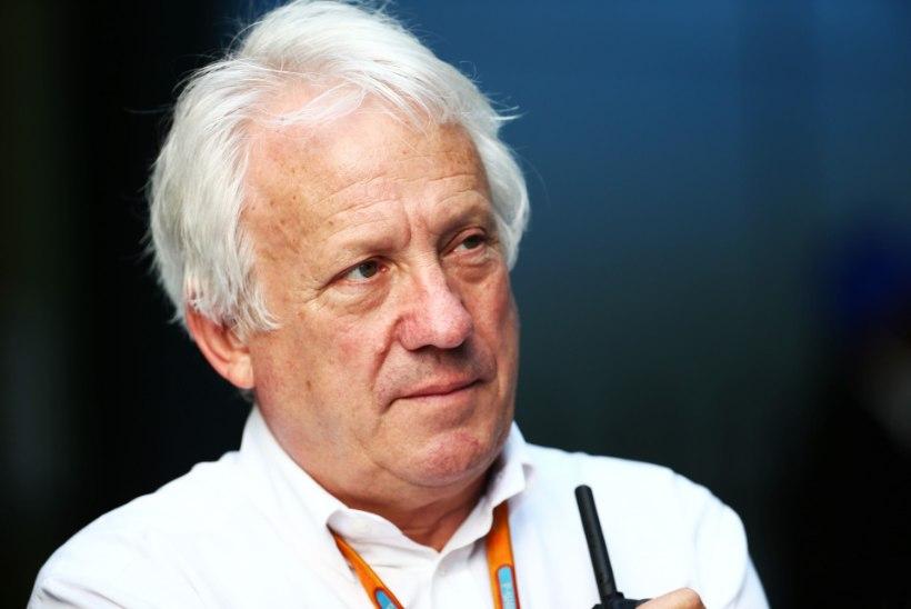 F1-tsensuur jättis piloodi vormelisse omapäi!