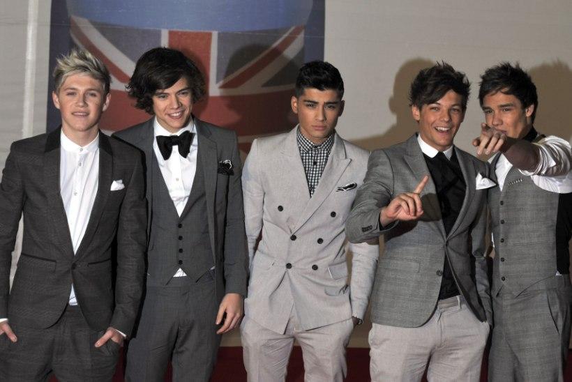 Vaeseke! Zayn Malikil ei lubatud One Directionis habet kasvatada