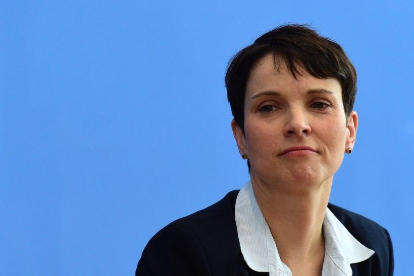 Frauke Petry – naine, kes julgeb rääkida tõtt