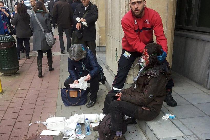 TERROR BRÜSSELIS I Terroristid ründasid Euroopa Liidu pealinna: Brüsselis tapeti 34 inimest