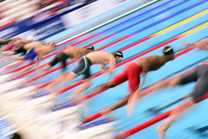 Britid: ka Venemaa ujujad tarvitavad massiliselt dopingut