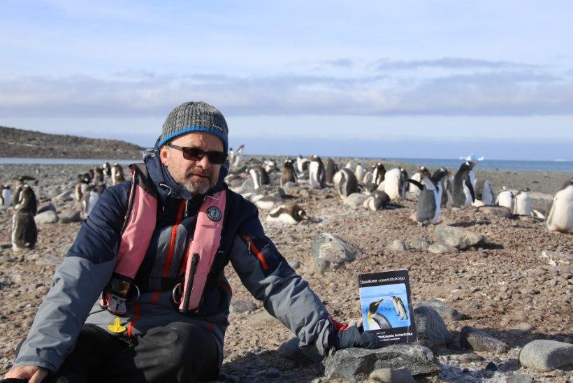 Pruuli:  Antarktikas on tohutult vallutamata mäetippe!