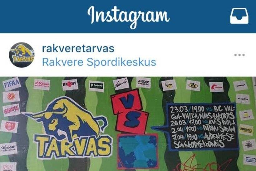 FOTO | Rakvere Tarva endine leegionär andis klubile sotsiaalmeedias mõnuga pasunasse: on aeg võlad tagasi maksta!
