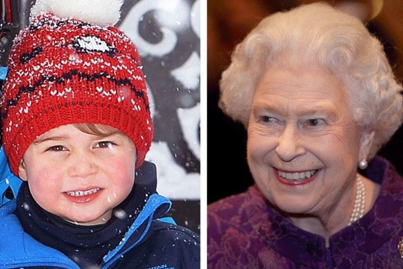 NII ARMAS! Väike prints kutsub kuningannat Gan-gan'iks
