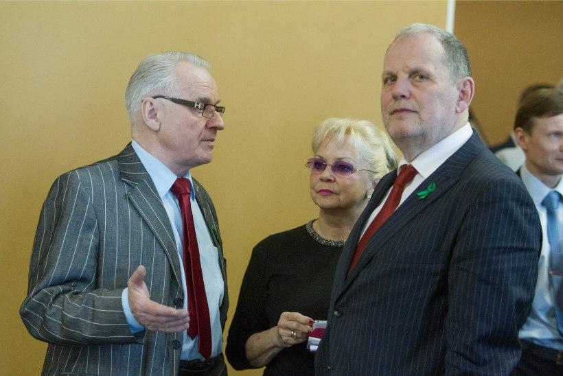 GALERII | Riigikogu juhatus jätkab samas koosseisus! Kas Jüri Ratas sai kõigi parteikaaslaste hääled?