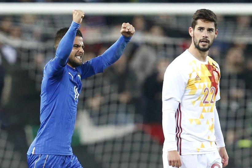 VINGED MAAVÕISTLUSED: Taani alistas Islandi, Türgi karistas Zlatanita Rootsit, Itaalia viigistas Hispaaniaga