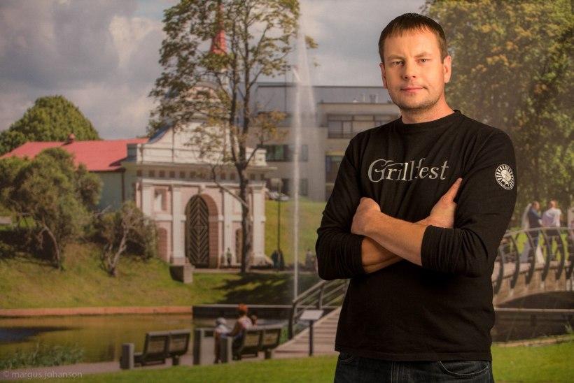 Grillmeister Enn Tobrelutsu unistus saab teoks