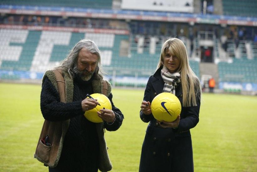 Õhtuleht ja Eesti Jalgpalli Liit allkirjastasid pika koostöölepingu