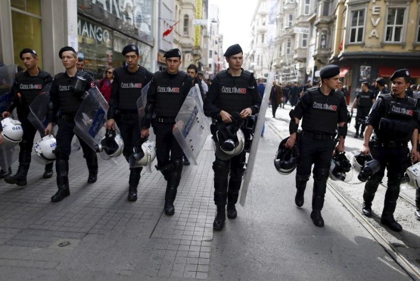 Türgi korravalvurid nabisid kinni ISISega ühineda tahtnud jaapanlase