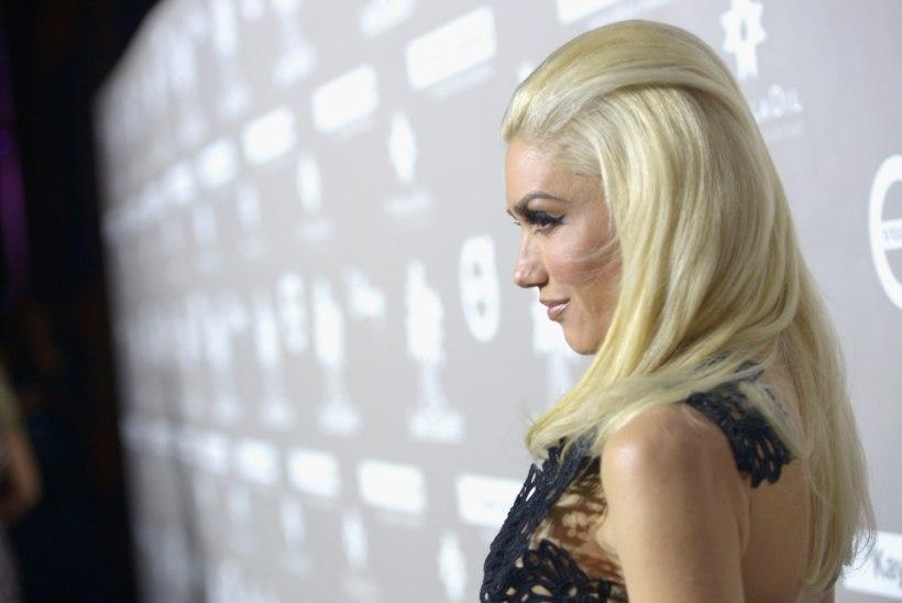 Gwen Stefani arvas, et sureb pärast suhte purunemist