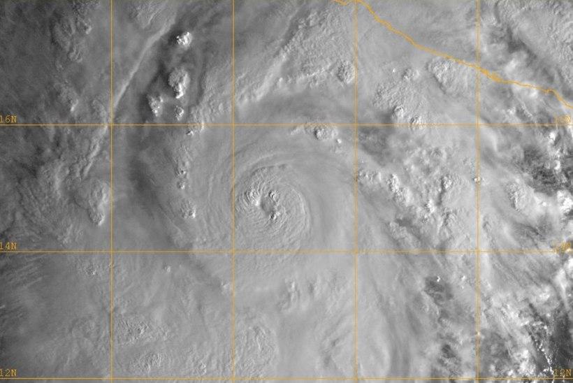 Tulekul hiigeltormid – Golfi hoovus nõrgeneb