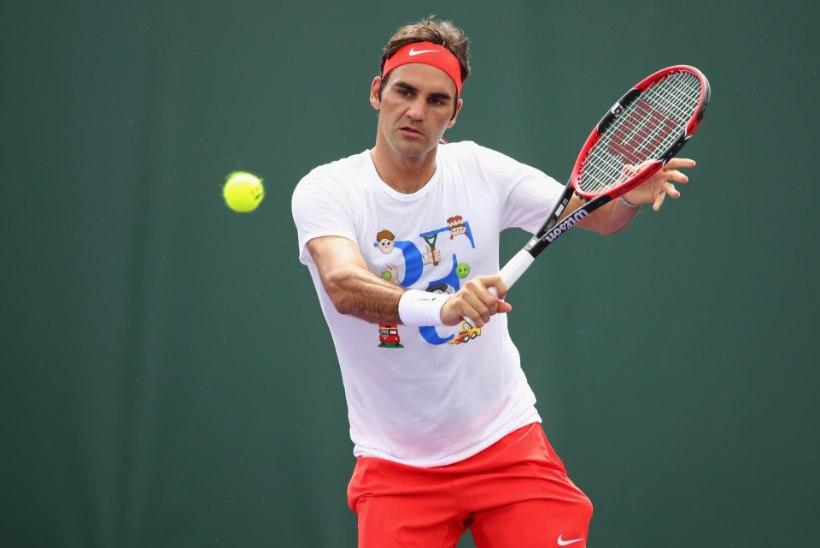 Roger Federer soovib tennisesse karmimat dopingukontrolli