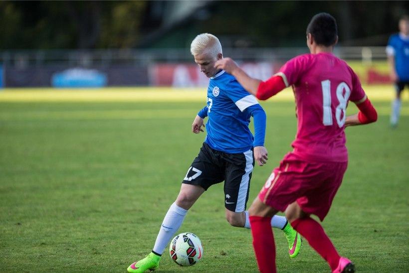 JÄRELEVAADATAV | U19 jalgpallikoondis võõrustas Leedut