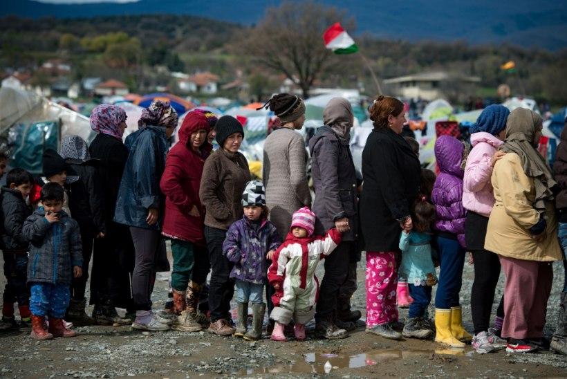 Pere Iraagist, üks mees Süüriast ja üks Jeemenist – pagulased saabuvad Eestisse