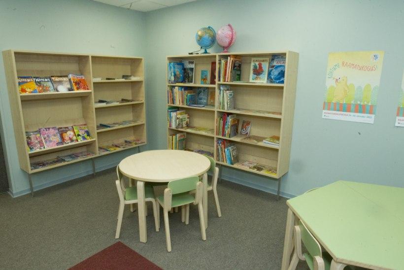 Rahvusraamatukogus saab nüüd  käia kilkavate lastega ja kaaslastega segamatult lobiseda