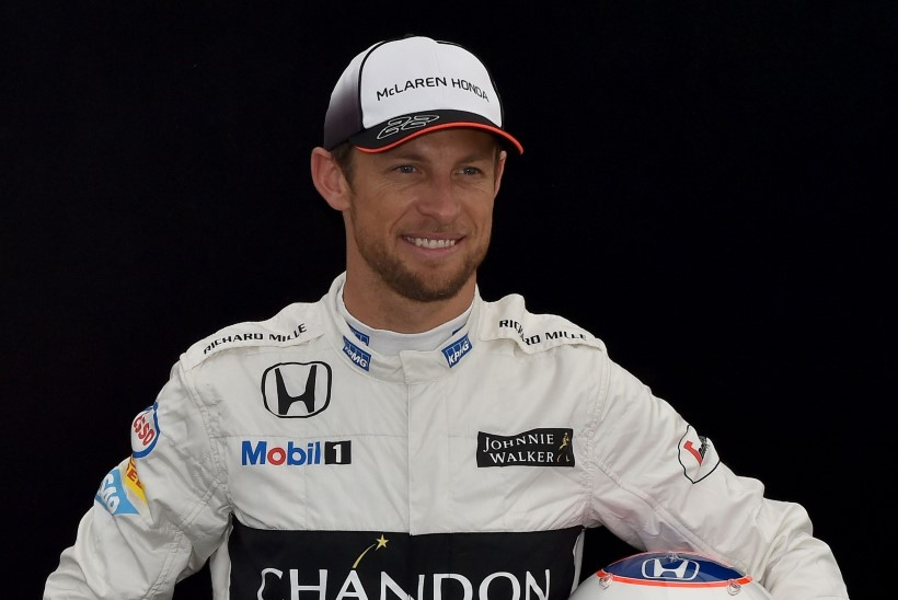 Jenson Button: ma olen täispakett, ma olen parim