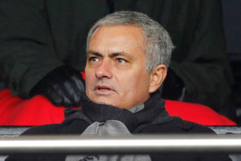 Mourinho hakkab Manchesteris teenima van Gaalist kaks korda rohkem, 20 miljonit aastas!