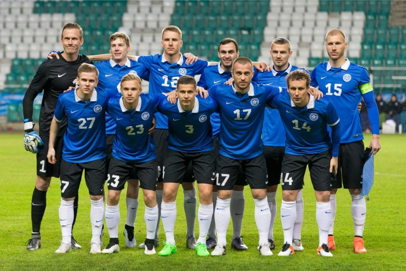 Eesti - Serbia maavõistlusmängu kohtunikud tulevad Põhja-Iirimaalt